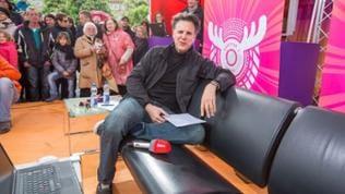 Marcus Barsch im SWR Festivalradio auf dem SWR Sommerfestival.