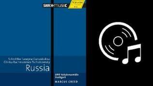 """Cover """"Russia"""""""