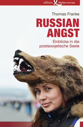 Cover: Russian Angst von Thomas Franke