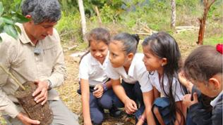 Ranga Yogeshwar in Costa Rica