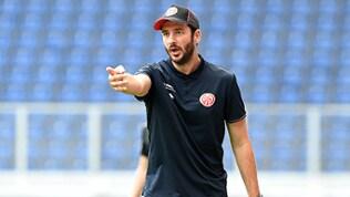 Auf Sandro Schwarz hält man beim FSV Mainz 05 große Stücke