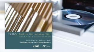 CD-Cover Bach