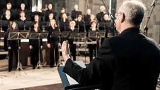 SWR Vokalensemble im Speyerer Dom