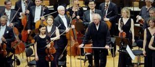 Philippe Herreweghe und das SWR Symphonieorchester