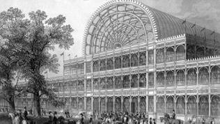 Crystal Palace in London, sw