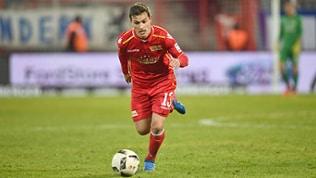 Raffael Korte lief in der abgelaufenen Saison für Union Berlin auf
