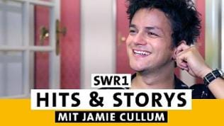 Jamie Cullum beim SWR1 Hits & Storys Interview