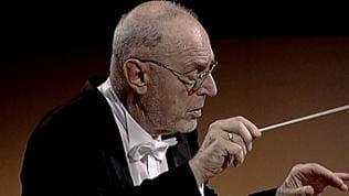 Michael Gielen dirigiert