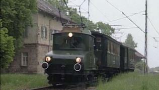 Museumszug der Trossinger Eisenbahn