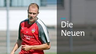Holger Badstuber beim VfB Stuttgart Training