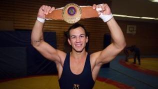 Ende August nimmt Frank Stäbler an der Weltmeisterschaft im Ringen teil