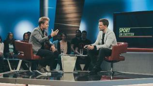 Nico Rosberg und Lennert Brinkhoff