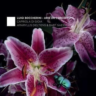 Cover Boccherini