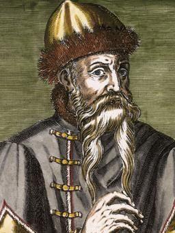 portrait johannes gutenberg - Johannes Gutenberg Lebenslauf