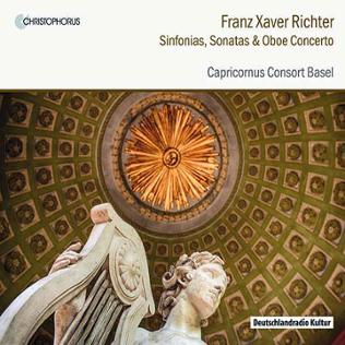 CD-Cover Richter