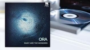 CD-Cover ORA