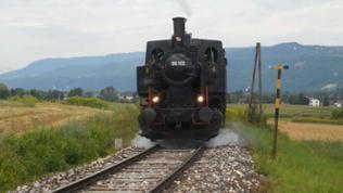 Die 88 103 auf der Rosentalbahn