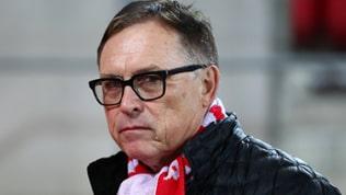 Johannes Kaluza, der Präsident des FSV Mainz 05