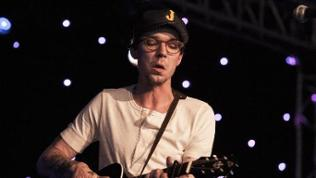 Der Songwriter Justin Townes Earle