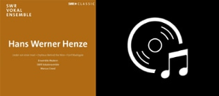 CD-Cover Henze