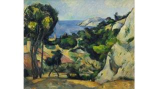 Paul Cézanne: L'Estaque, 1879 - 1883