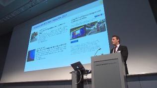 Vortrag bei der Cybersecurity Conference in Mannheim
