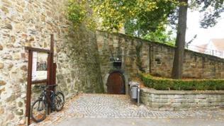 Eingang Club Bastion Kirchheim