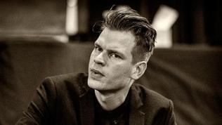 Christian Lillinger beim SWR Jazzpreis 2017