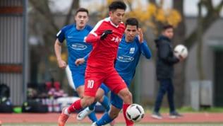 Das Testspiel der chinesischen U20 gegen Schott Mainz bleibt möglicherweise ein Einzelfall