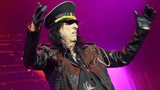 Alice Cooper in Ludwigsburg am 25. November 2017