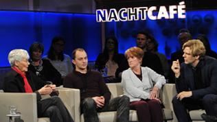 Irmela Wiemann, Florian Weber, Marianne Schäfer und Michael Steinbrecher (v.li.)