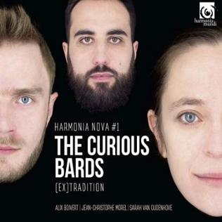 CD-Cover The Curious Bards