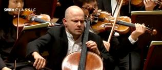 Solocellist Frank-Michael Guthmann spielt beim Silvesterkonzert 2017 das erste Cellokonzert von Camille Saint-Saens.