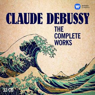 CD-Cover Debussy