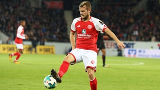 Daniel Brosinski vom FSV Mainz 05