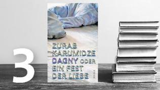 Buchcover: Zurab Karumidze: Dagny oder Ein Fest der Liebe