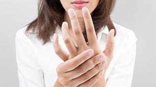 Taubheitsgefühl in den Händen