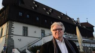 Christoph Nix, Intendant des Stadttheaters in Konstanz am Bodensee (Baden-Württemberg)