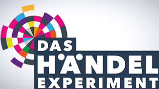 Das Händel-Experiment Logo