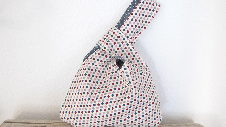 Japanische Knotentasche nähen | Kreativ | ARD-Buffet | SWR.de