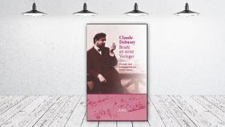 Buch-Cover Debussy