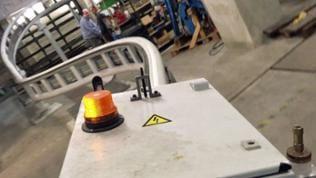Achterbahn im Keller - Für die neue Antriebstechnik gibt es viele potentielle Einsatzmöglichkeiten
