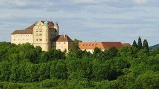 Schloss Kapfenburg Lauchheim, Ostalbkreis