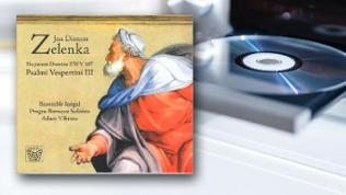 CD-Cover Jan Dismas Zelenka:  Da pacem Domine ZWV 167