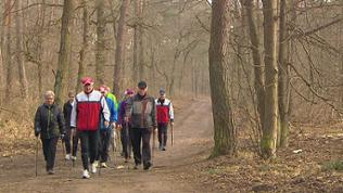 Fit in den Frühling mit Nordic Walking
