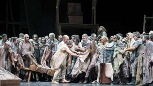 """Parsifal""-Premiere in Baden-Baden"