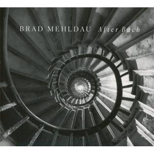 CD-Cover von Brad Mehldau - After Bach