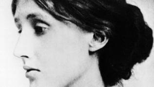 "Virginia Woolf schrieb u. a. ""Orlando"""