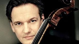Cellist Jens Peter Maintz