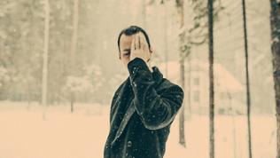Teodor Currentzis - Winterporträt